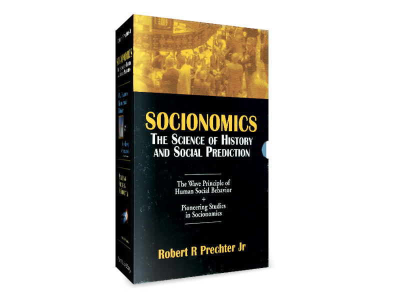 Socionomics The Science of History and Social Prediction 2 Book Set