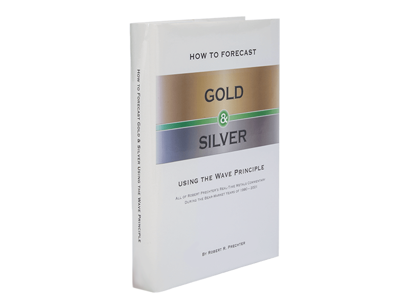 How to Forecast Gold and Silver Using the Wave Principle