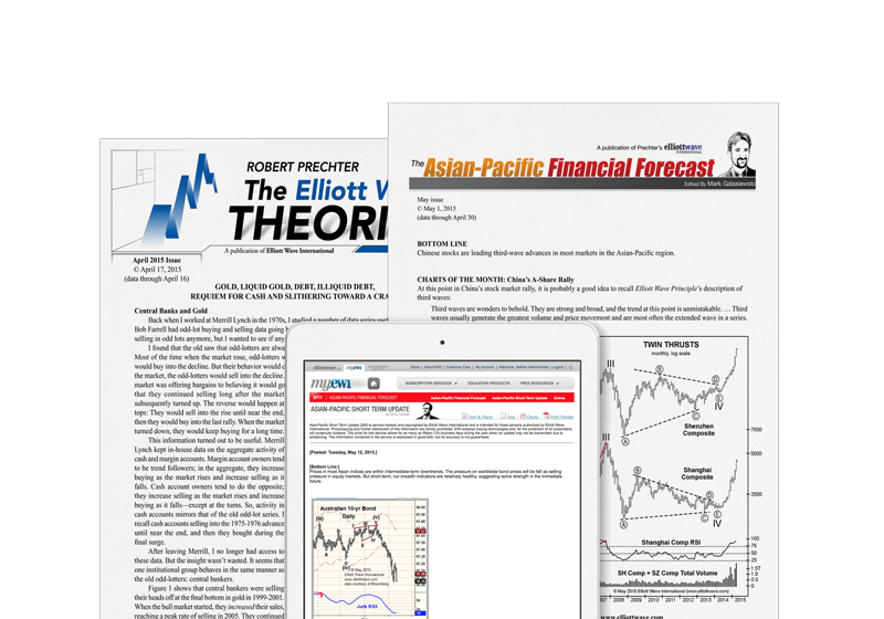Asian-Pacific Financial Forecast Service | Asian-Pacific Financial Forecast, Asian-Pacific Short Term Update, Elliott Wave Theorist