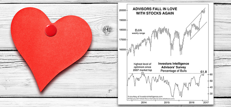 Advisors Fall in Love