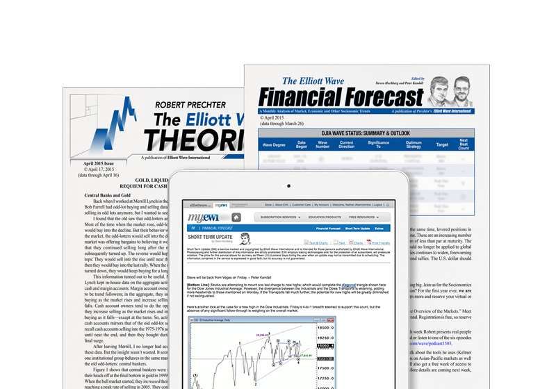 Financial Forecast Service | Financial Forecast, Elliott Wave Theorist, Short Term Update