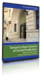 Toward a New Science of Social Prediction - Robert Prechter at the London School of Economics | $24.95 value
