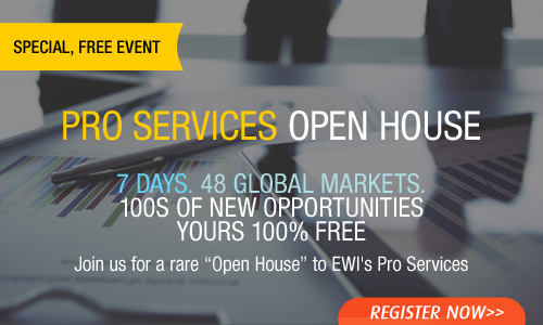 Book your place at Elliott Wave Internationals open house event now!