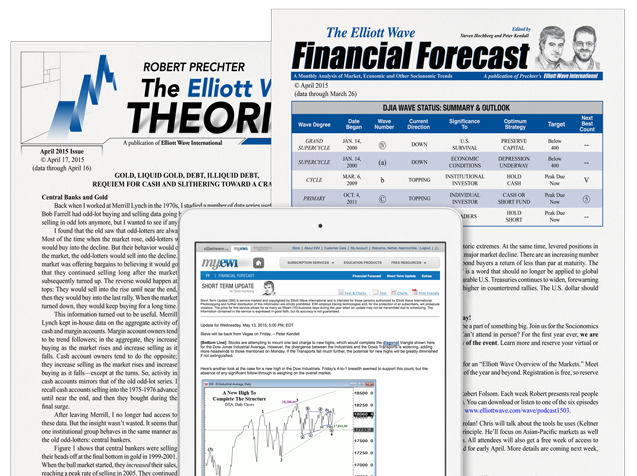 Financial Forecast Service