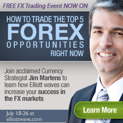 Free Forex Webinar: Strategist Covers Top 5 FX Trades!